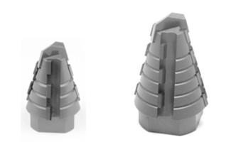 Cone Milling Cutter with Carbide tip