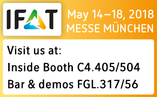 Join us at IFAT Munich