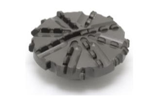 Mushroom Milling Cutter center cutting