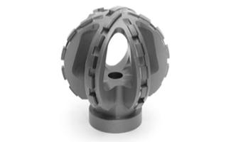 PROView Ball Milling Cutter