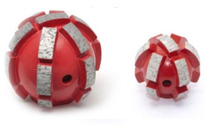 Diamond Ball Milling Cutter | ID-Tec